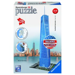 World Trade Center 3D puzzle Ravensburger